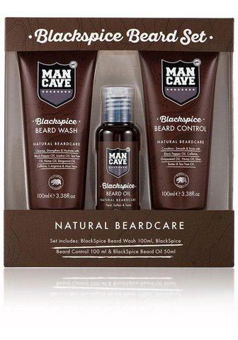 MAN CAVE Bartpflege-Set