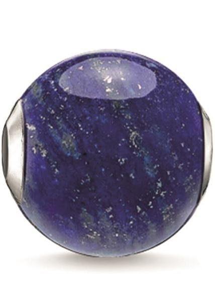 THOMAS SABO Bead »Karma Bead, Blau, K0071-592-1« mit Lapislazuli