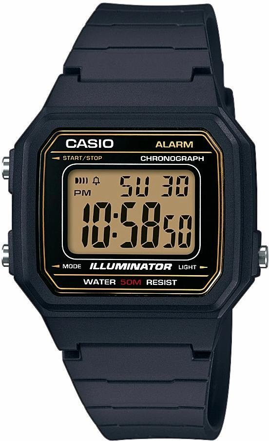 Casio Collection Chronograph »W-217H-9AVEF«