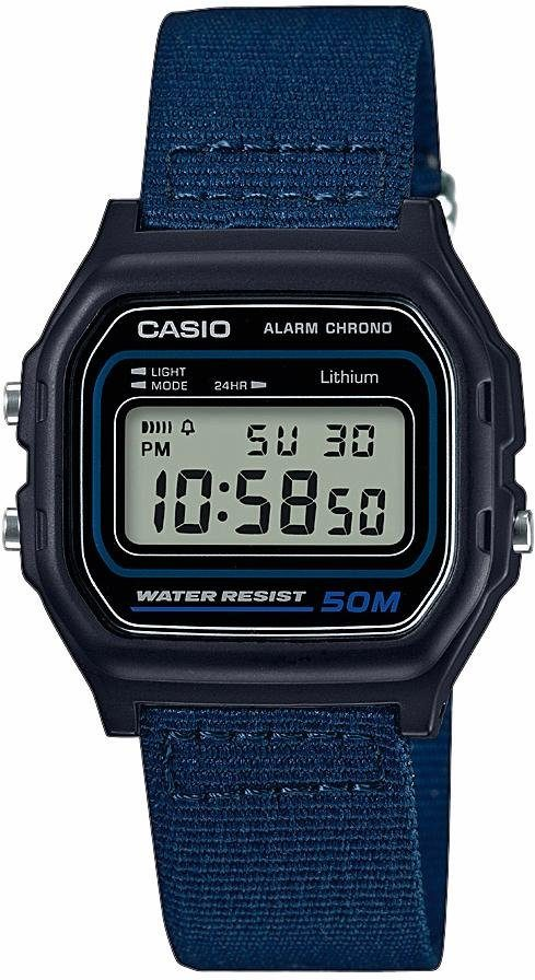 Casio Collection Chronograph »W-59B-2AVEF«