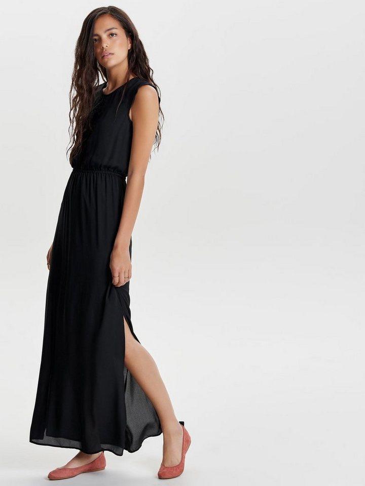 Only langes kleid online kaufen otto - Jeanshemd damen lang ...