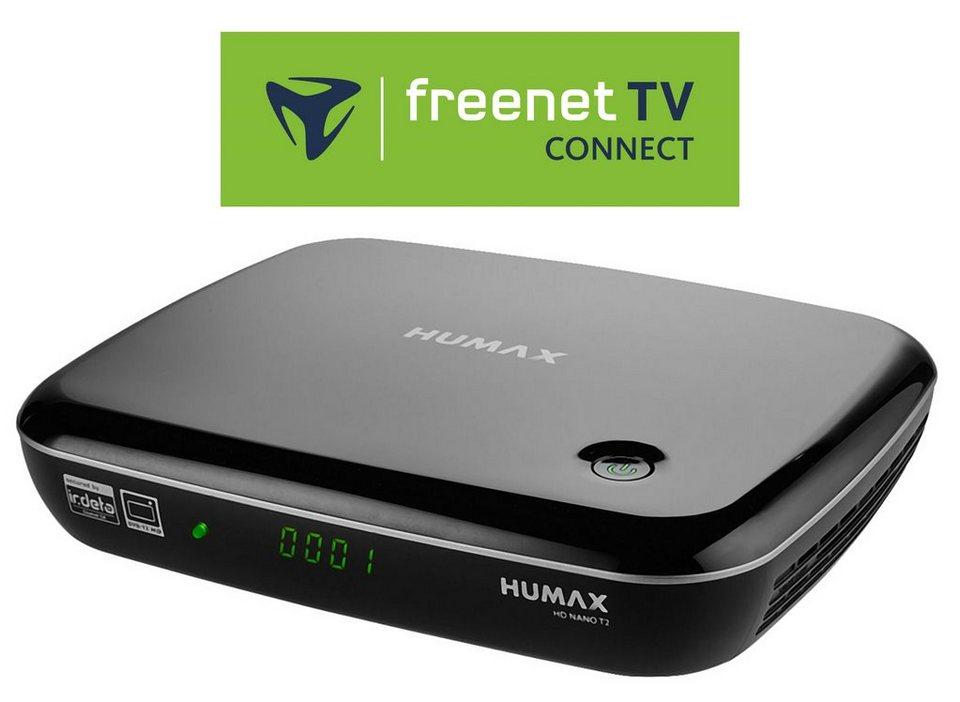 humax dvb t2 digitaler hd receiver mit hdtv usb pvr funktion hd nano t2 online kaufen otto. Black Bedroom Furniture Sets. Home Design Ideas