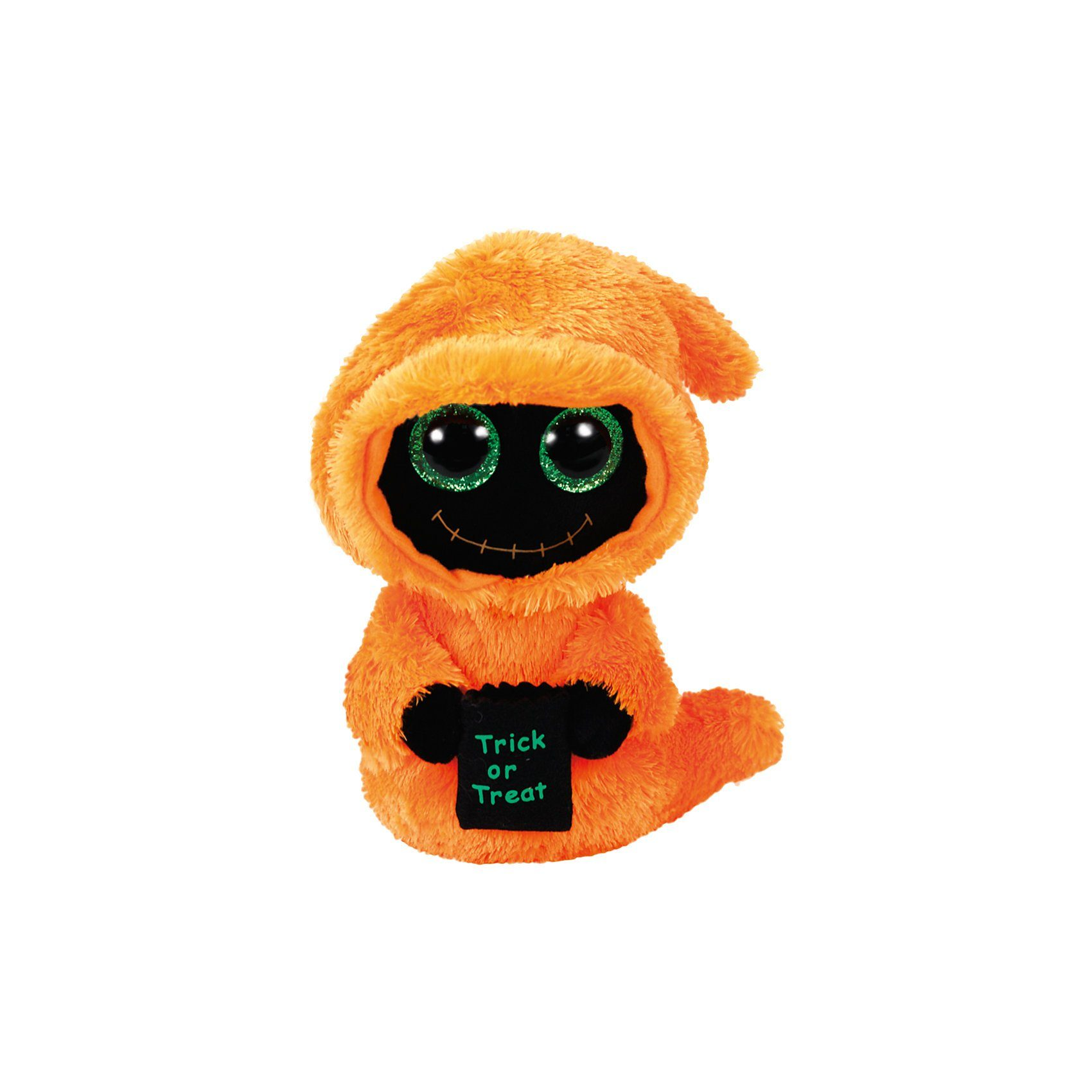 Ty® Beanie Boo Sensenmann Seeker orange, 15 cm