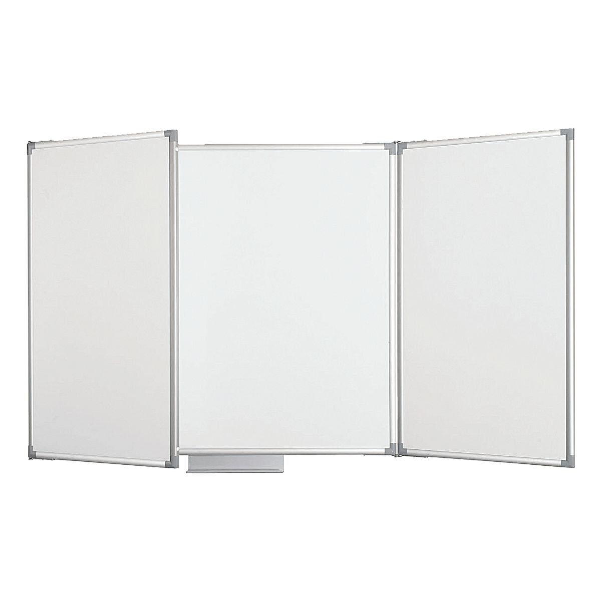 Maul Whiteboard-Klapptafel kunststoffbeschichtet, 240 x 100 cm »6337284«