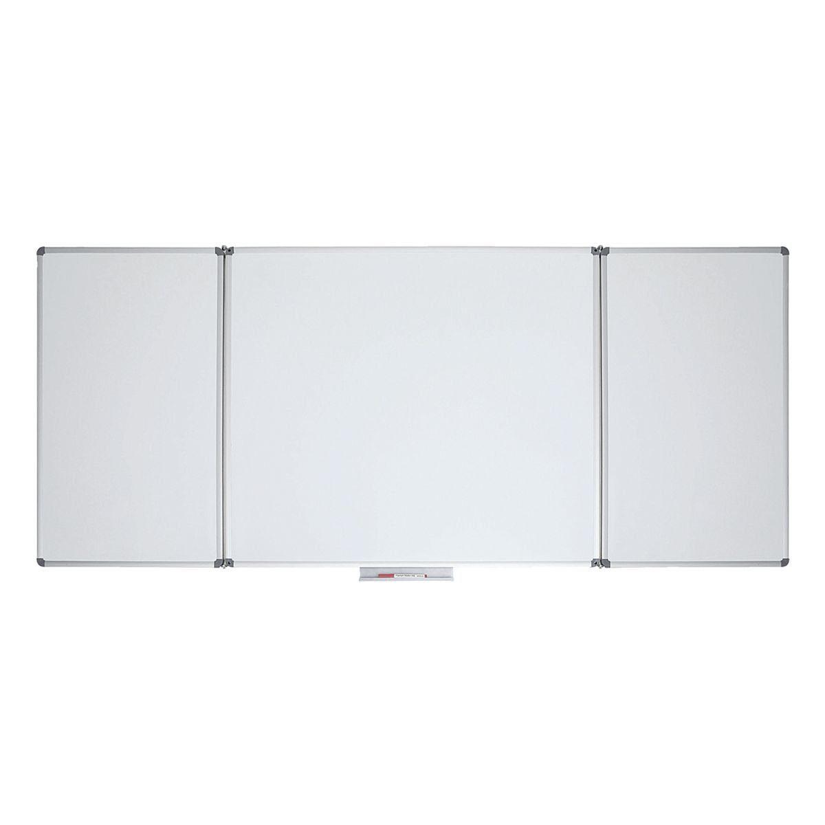 Maul Whiteboard-Klapptafel kunststoffbeschichtet, 300 x 100 cm »6458284«