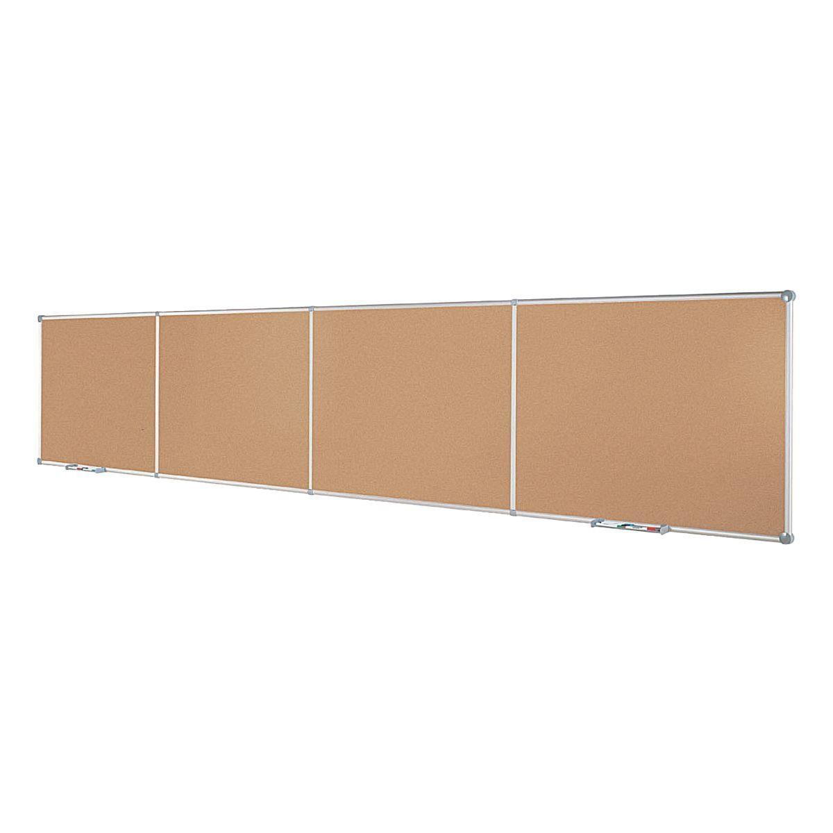 MAUL Endlos-Pinnwand Grundmodul 120 x 90 cm