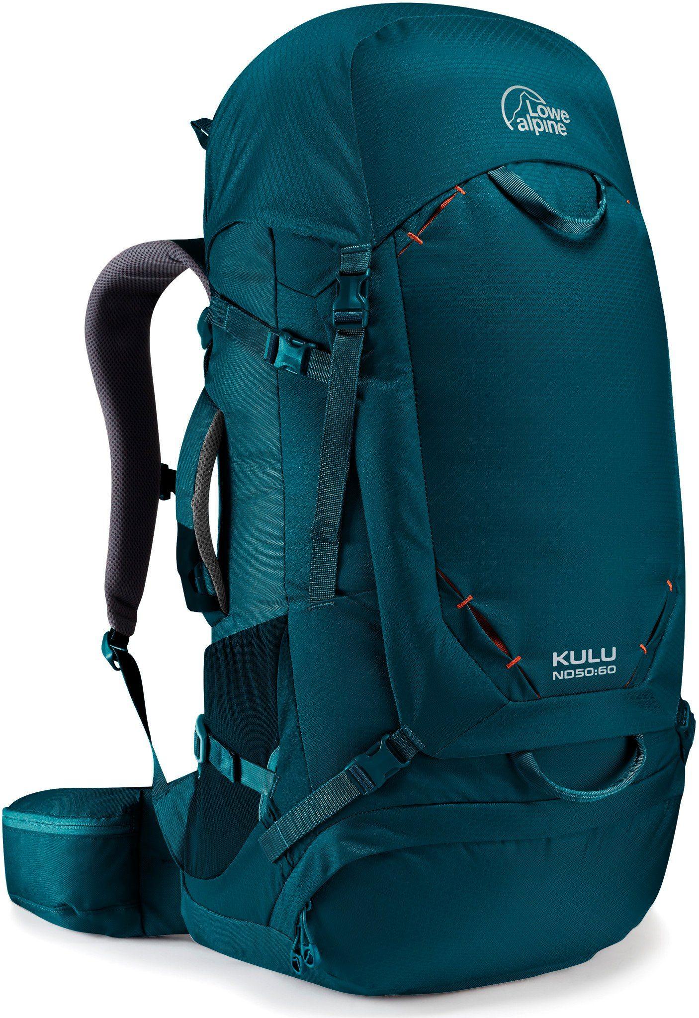 Lowe Alpine Wanderrucksack »Kulu 50:60 Backpack Women«