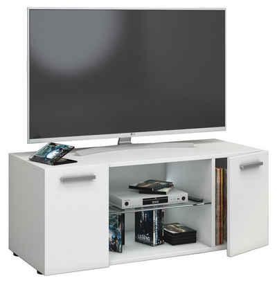 Tv lowboard weiß holz  TV-Lowboard & TV-Bank online kaufen   OTTO