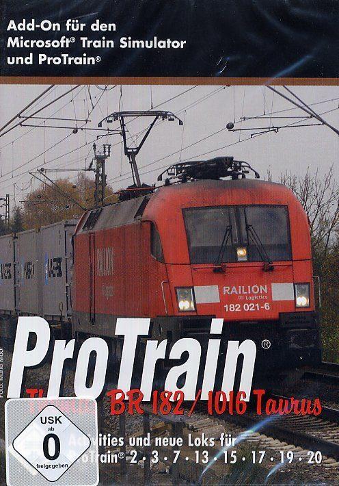 NBG ProTrain BR 182 / 1016 Taunus »PC«