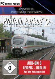 NBG ProTrain Perfect 2 AddOn 3 Leipzig - Berlin »PC«