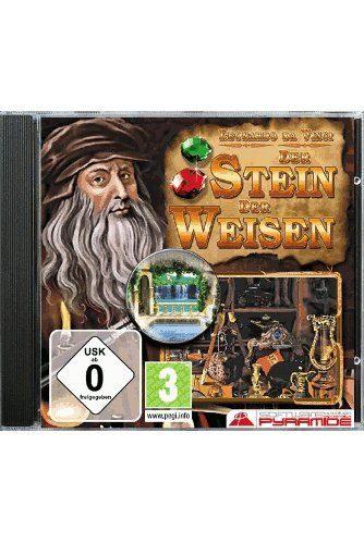 SAD Leonardo da Vinci - Der Stein der Weisen »PC«