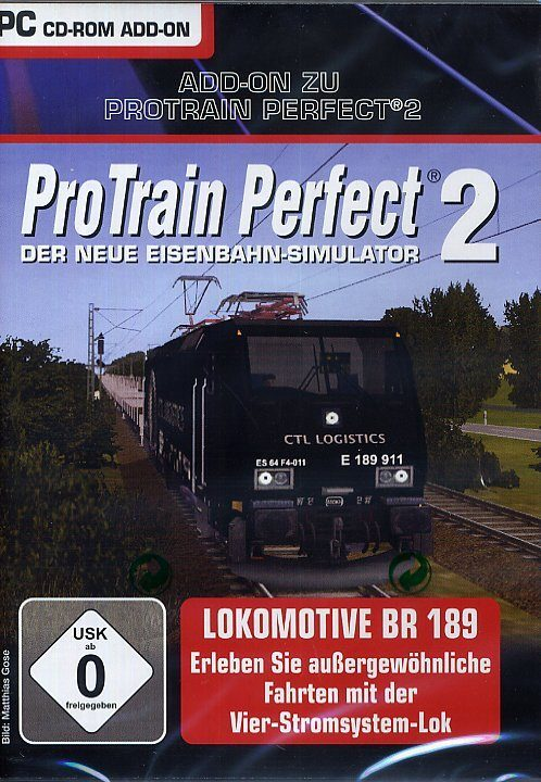 NBG ProTrain Perfect 2 Baureihe 189 »PC«