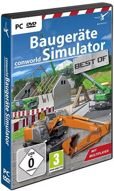 NBG Baugeräte Simulator - Conworld »PC«