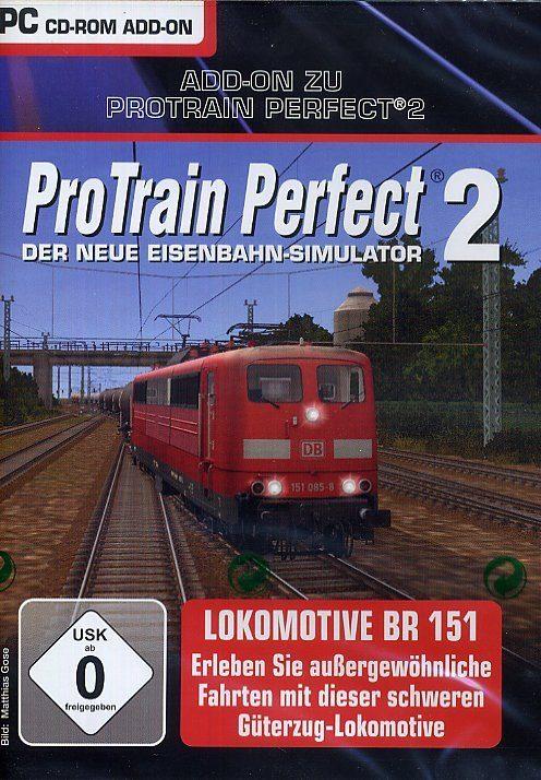 NBG ProTrain Perfect 2 Baureihe 151 »PC«