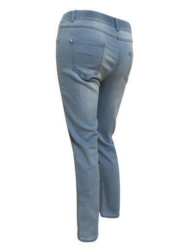 NAVIGAZIONE Stretch-Hose Annerose, Sehr bequem, Jeans-Look