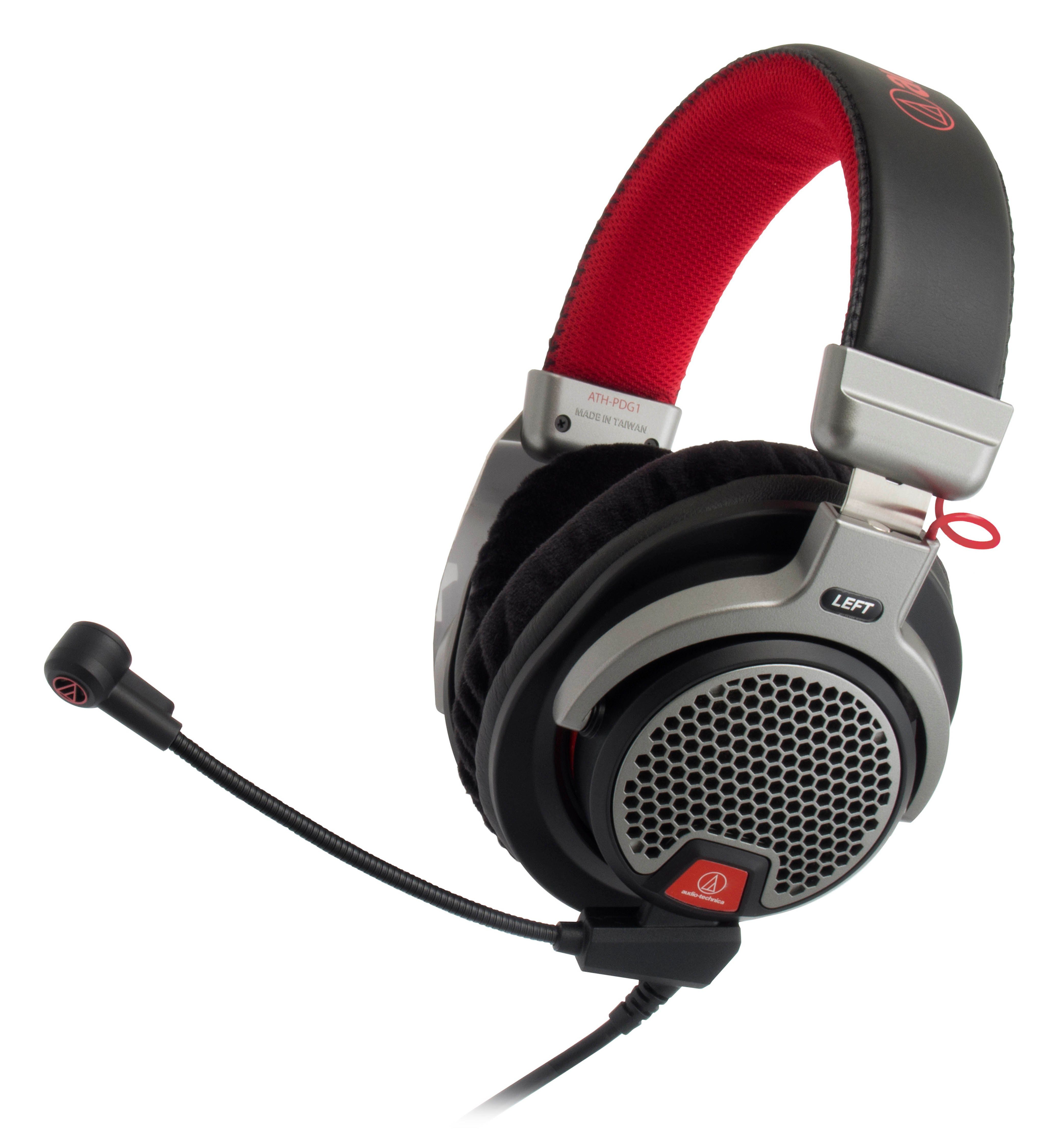 Audio-Technica Over-Ear Premium Gaming Headset »ATH-PDG1«