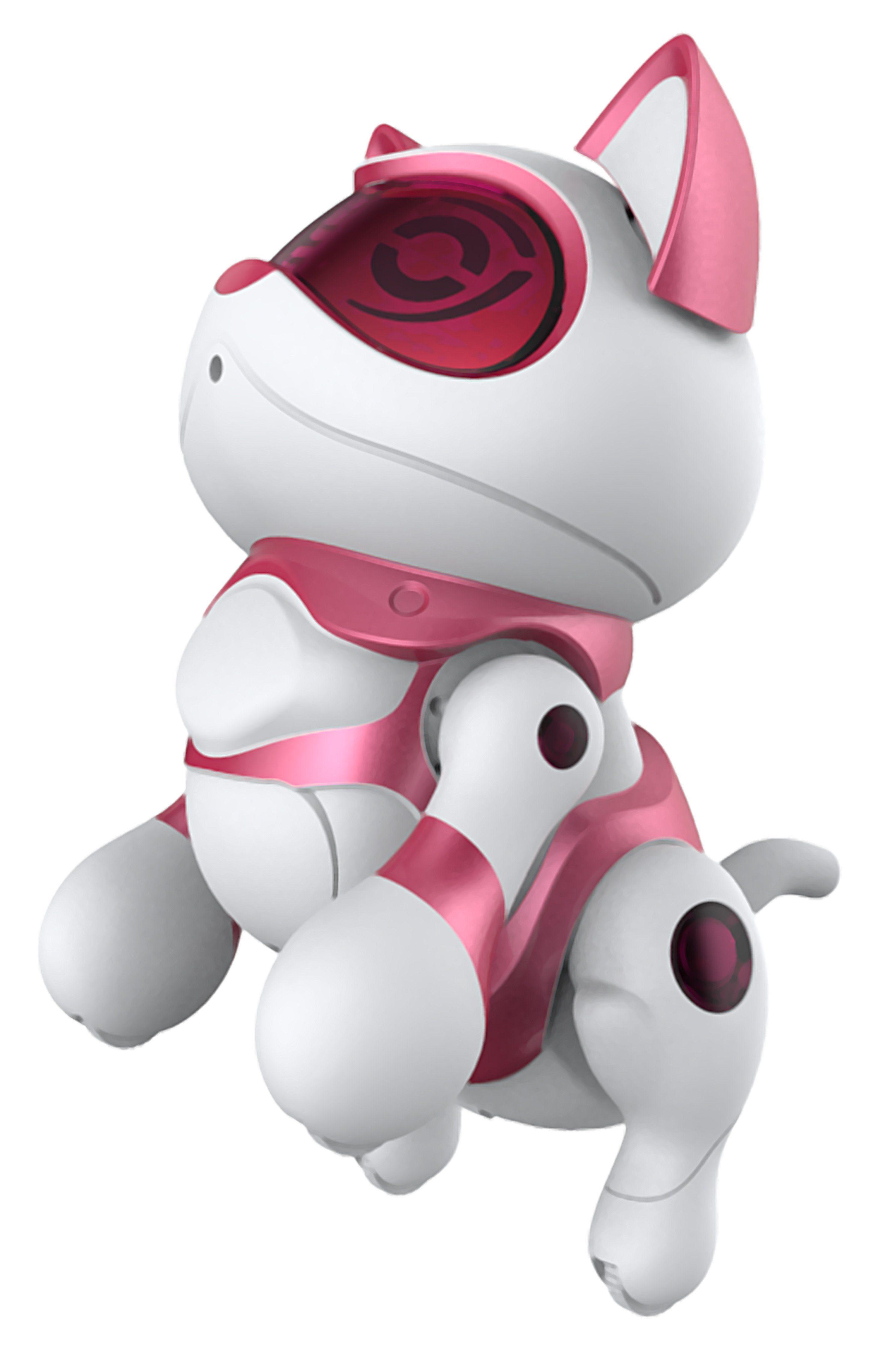 Teksta Interagierende Roboterkatze mit Sprachbefehlen »Newborn Katze V2«