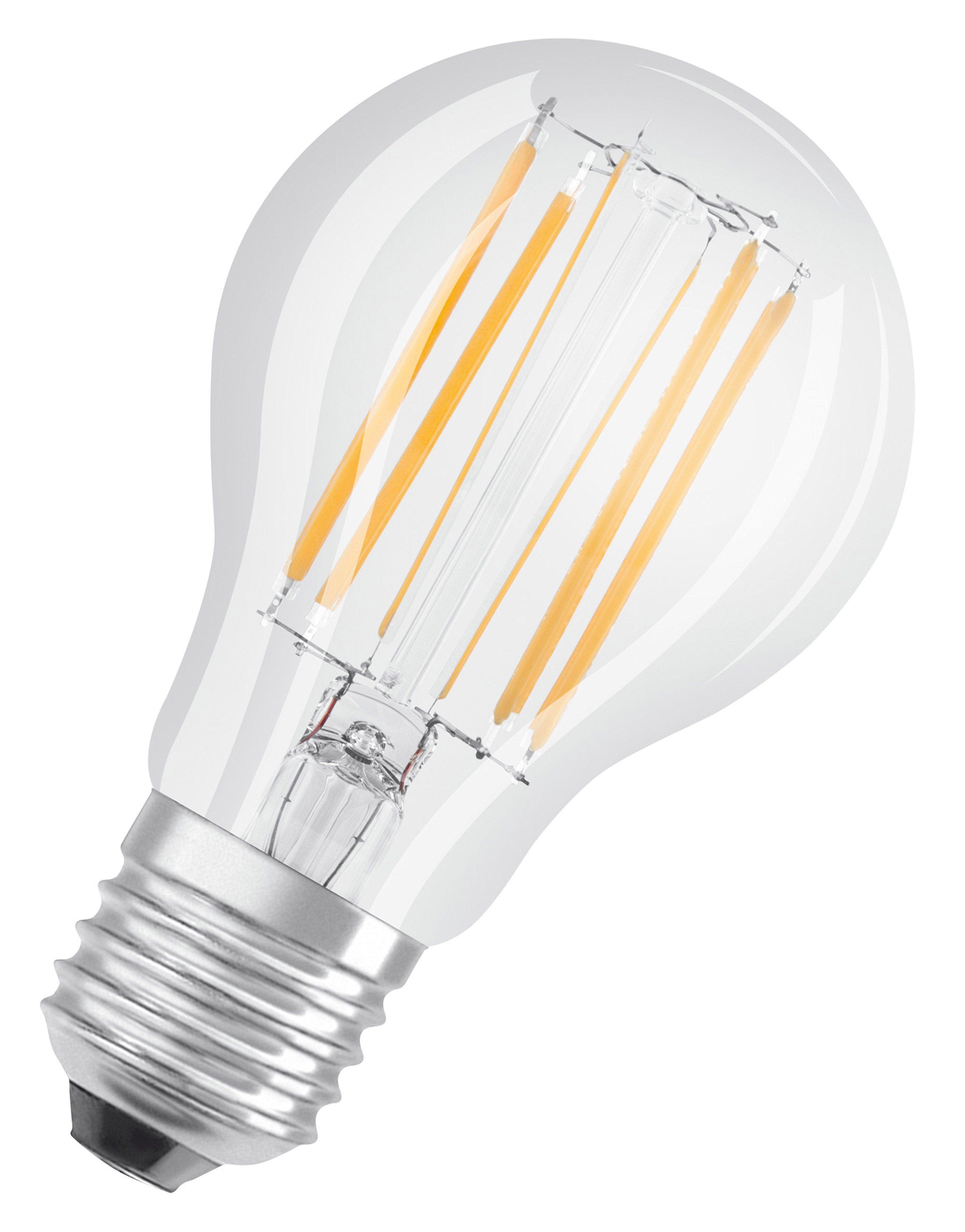 Osram LED Retrofit CLASSIC A Dim - Dimmbare Lampe »SST CLAS A 75 DIM 8.5 W/827 E27 N/A«