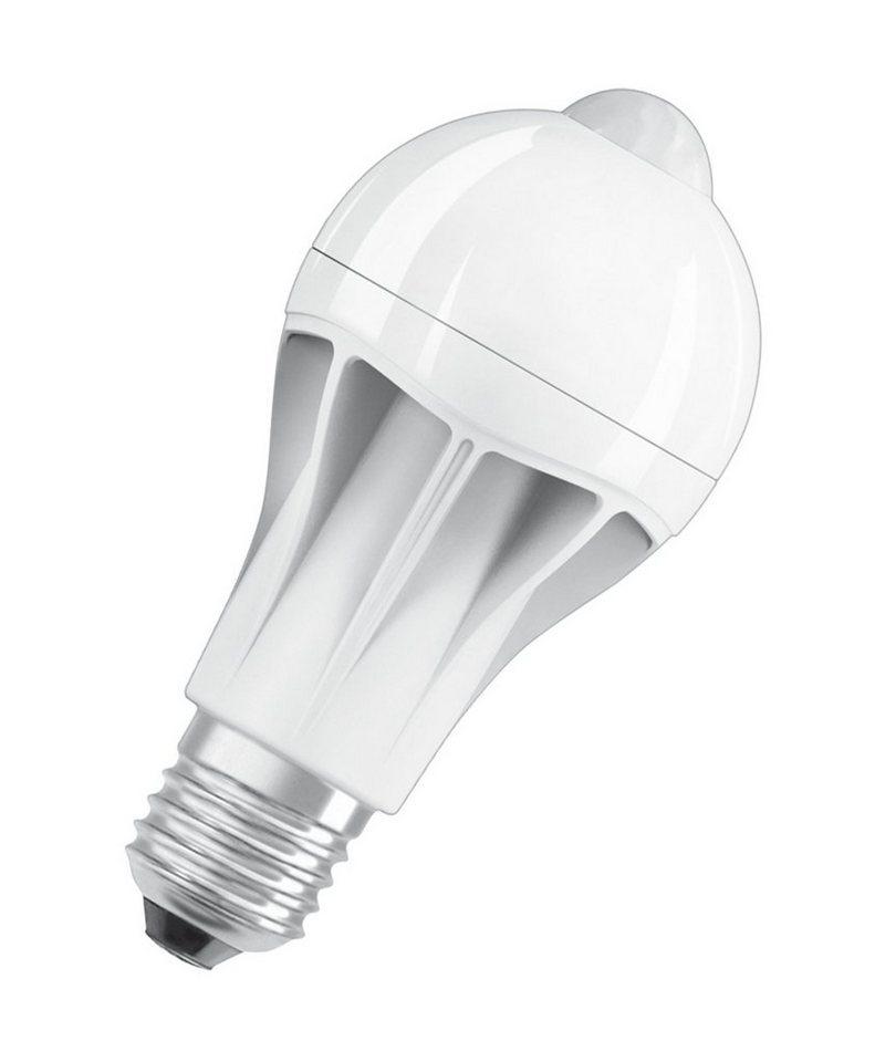 osram led star motion sensor classic a led lampe bewegungssensor st clas a 75 11 5 w 827 e27. Black Bedroom Furniture Sets. Home Design Ideas