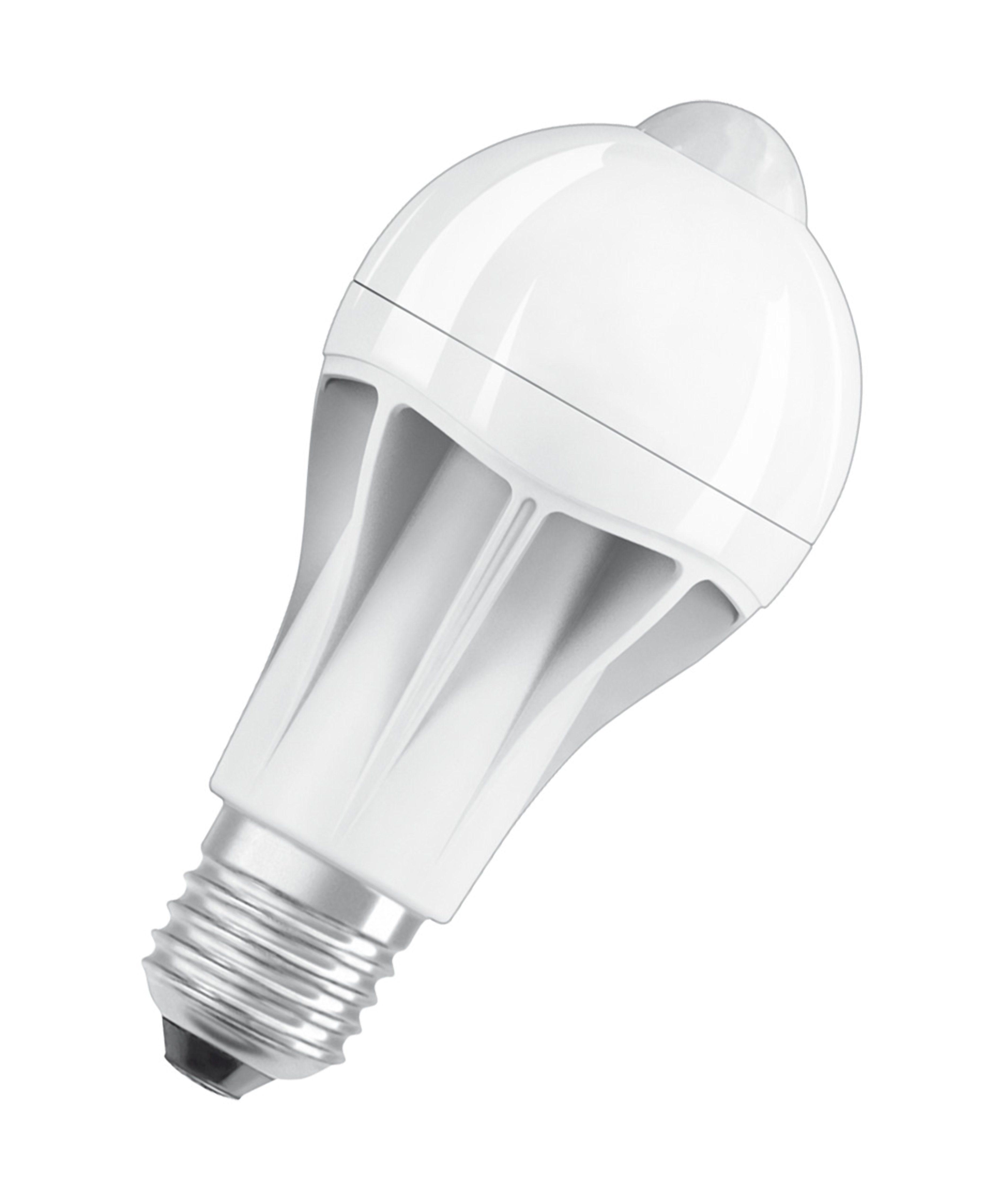 Osram LED STAR MOTION SENSOR CLASSIC A - LED-Lampe, Bewegungssensor »ST CLAS A 75 11.5 W/827 E27«