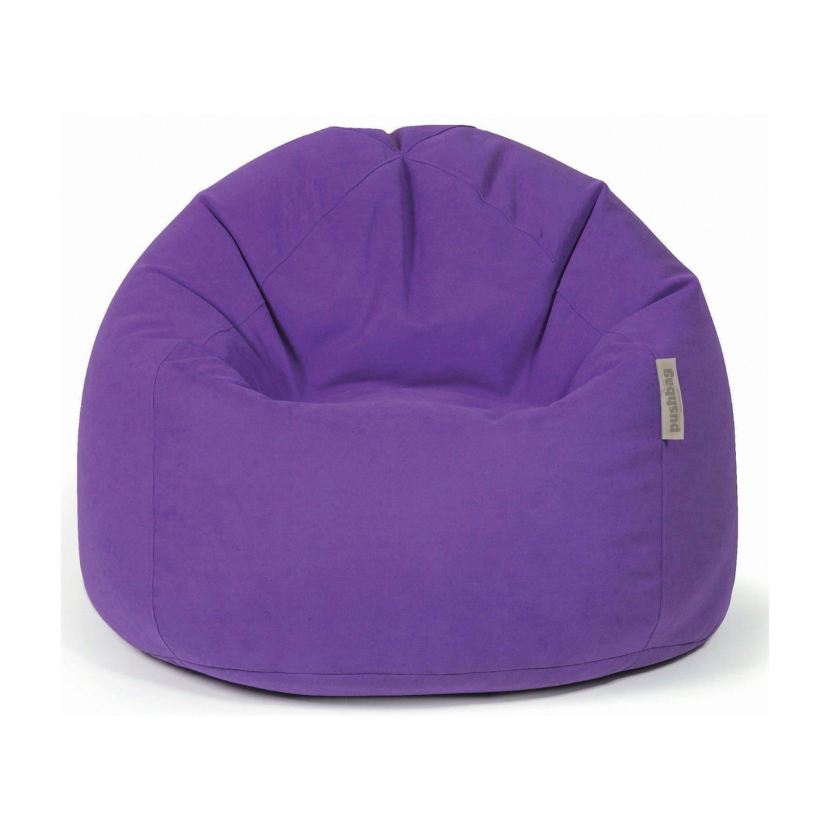 Sitzsack BAG 500, Soft, lila