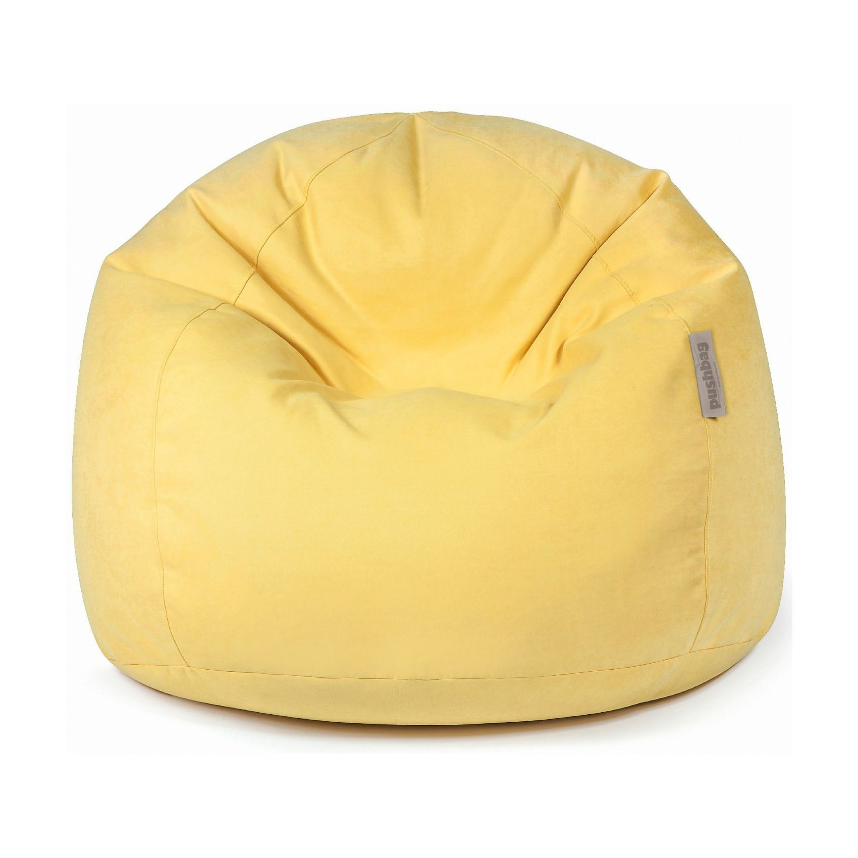 Sitzsack BAG 500, Soft, honey | Wohnzimmer > Sessel > Sitzsaecke | Polyester - Baumwolle