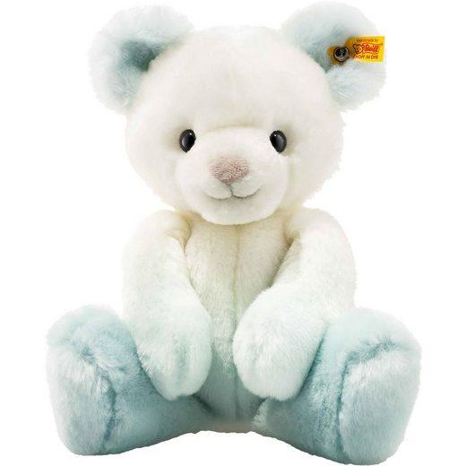 Steiff Soft Cuddly Friends Teddybär Sprinkels tuerkis/weiss,30 cm