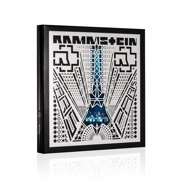 Audio CD »Rammstein: Rammstein: Paris (2cd)«