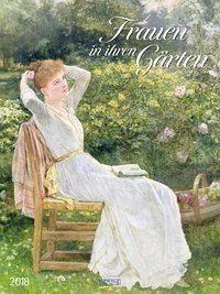 Kalender »Frauen in ihren Gärten 2018. Kunst Gallery...«
