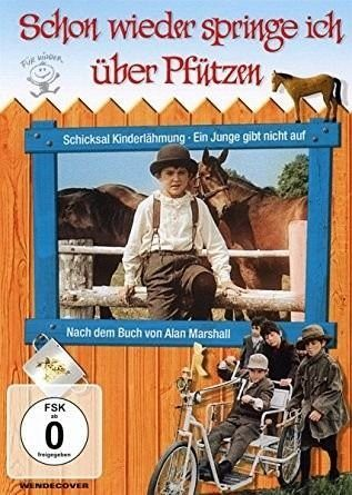 DVD »Schon wieder springe ich über Pfützen«
