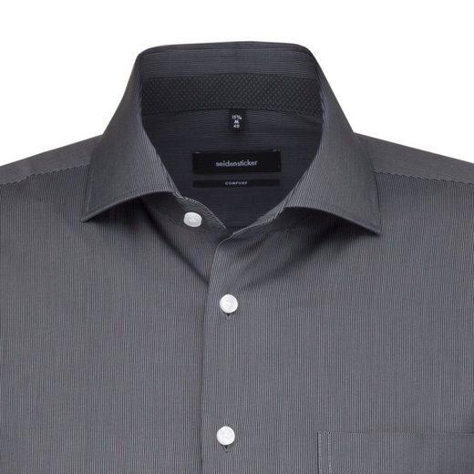 seidensticker Businesshemd Comfort, Kent-Kragen