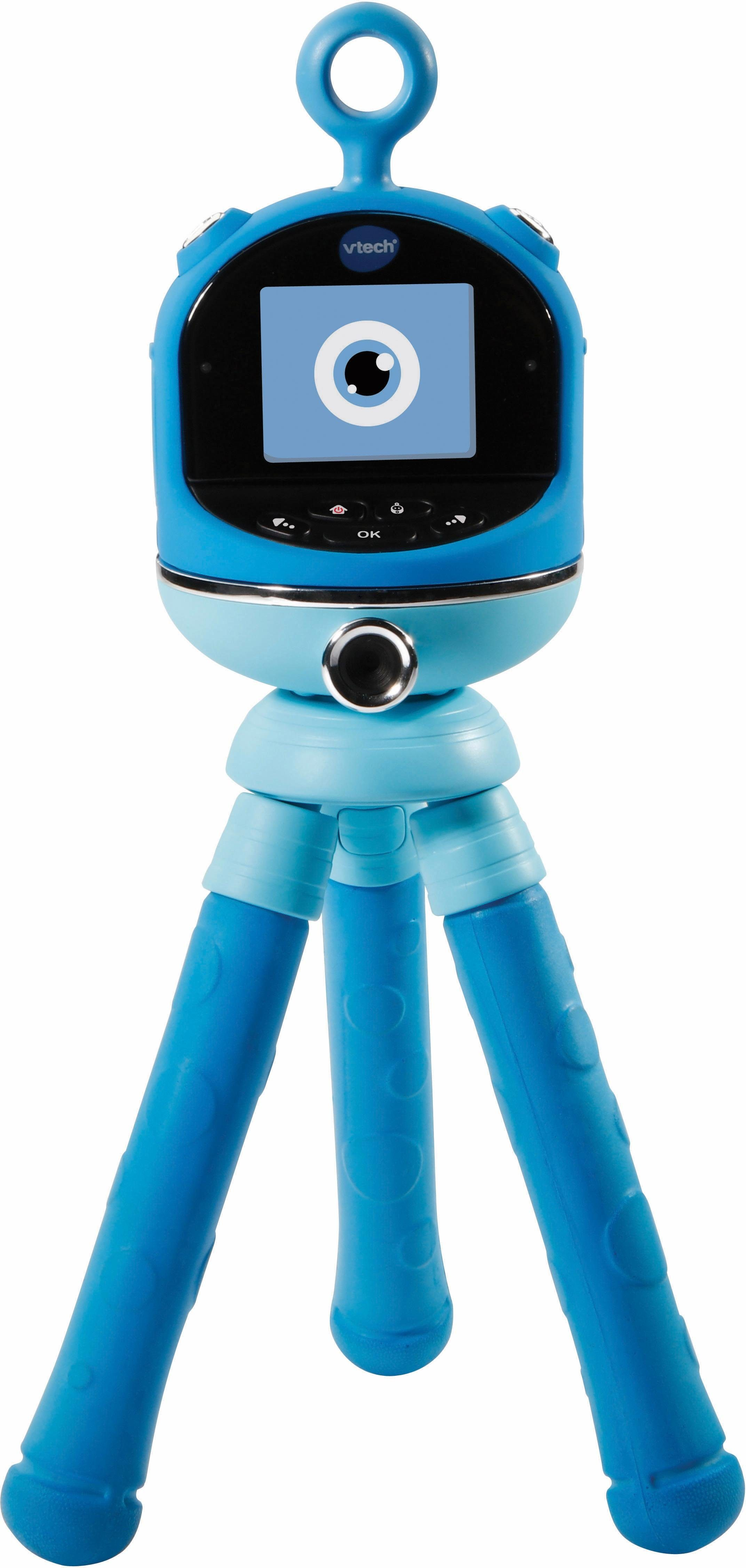 VTech Kinder Digitalkamera, »Kidizoom FLIX blau«