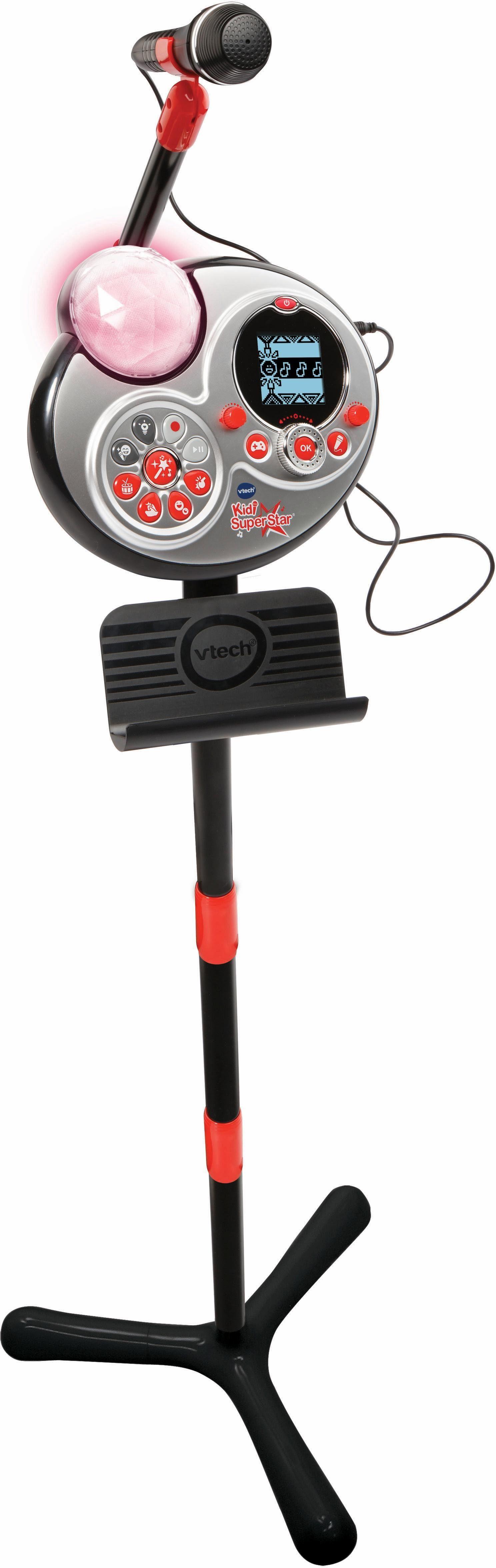 VTech Karaokemaschine, »Kidi Super Star black«