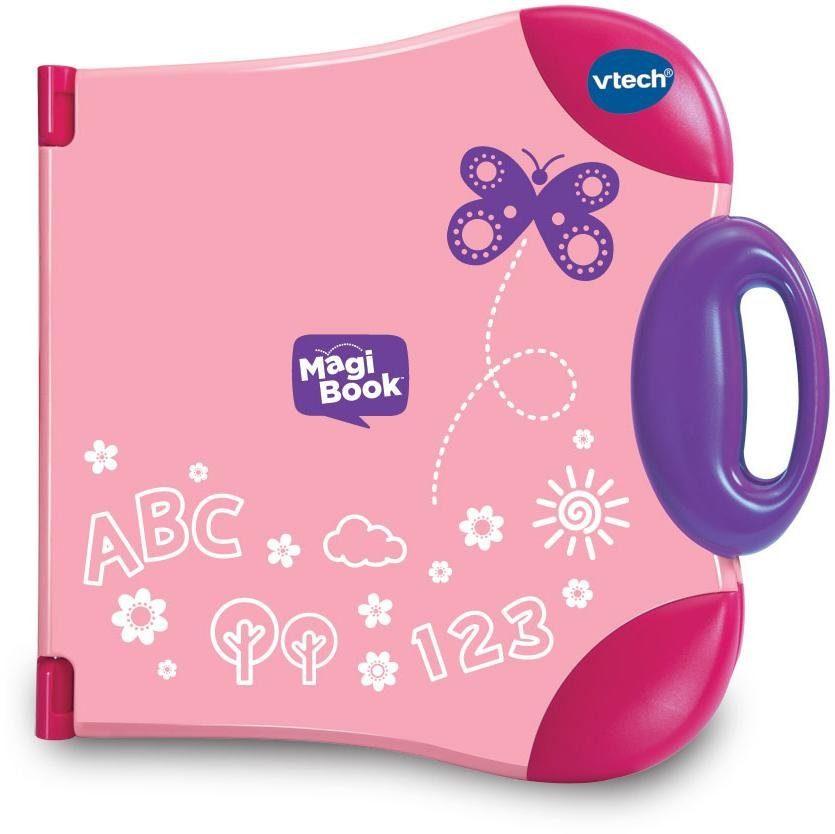 VTech Interaktives Lernbuch Starter Set, »MagiBook, pink«