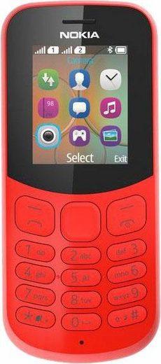 Nokia 130 DualSIM Handy (4,6 cm/1,8 Zoll)