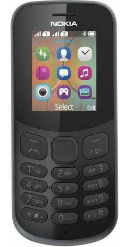 NOKIA 130 DualSIM Mobilusis telefonas (46 cm...