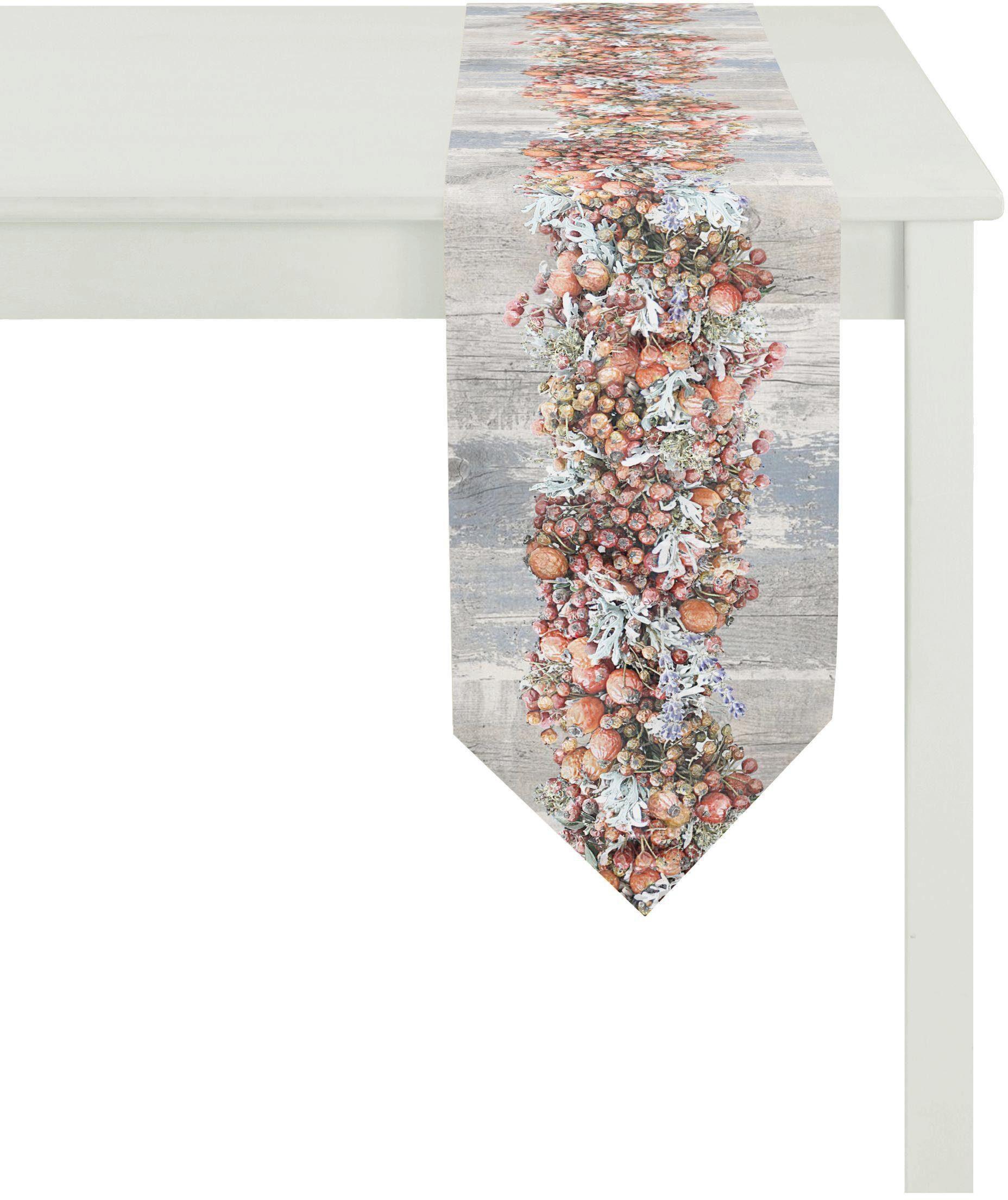 Tischband, 25x175 cm, »2918 Indian Summer«
