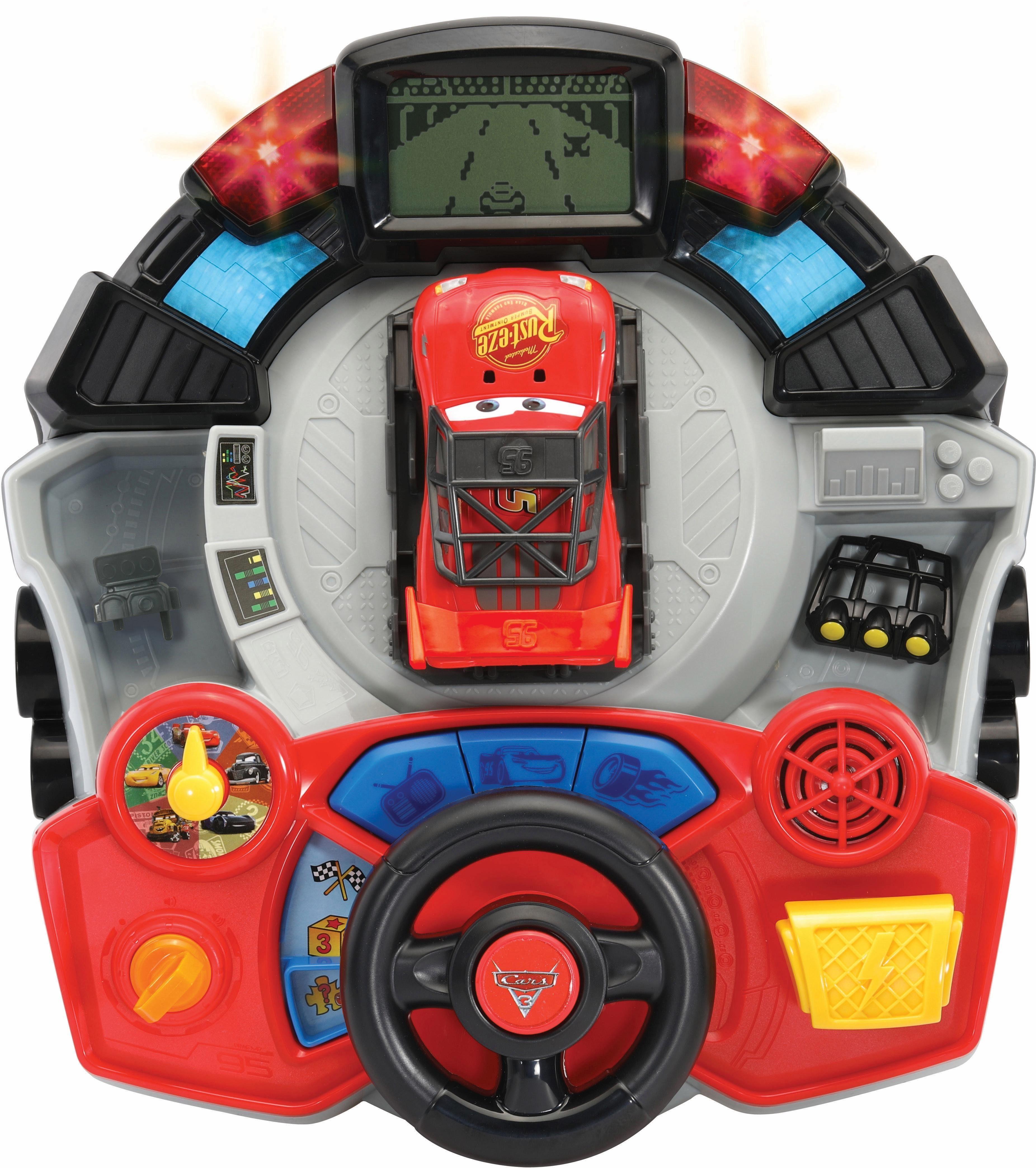 VTech Lernspiel Lightning McQueen, »Disney Pixar Cars 3, Lightning McQueen Boxenstop«