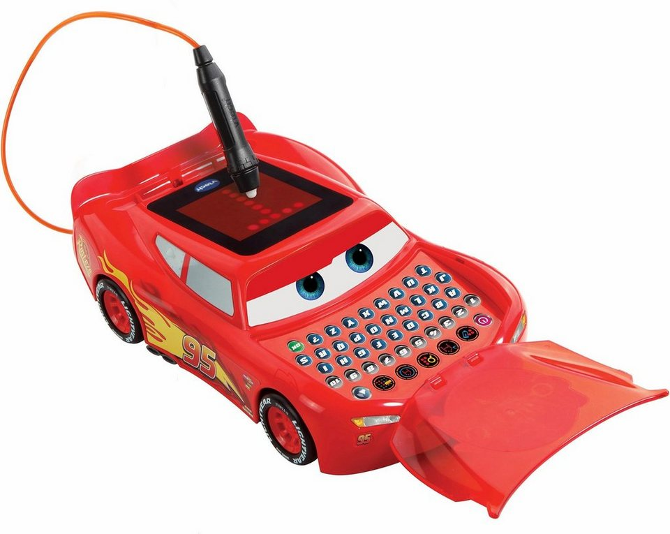 vtech lernspiel auto disney pixar cars 3 lightning mc queen lernracer online kaufen otto. Black Bedroom Furniture Sets. Home Design Ideas