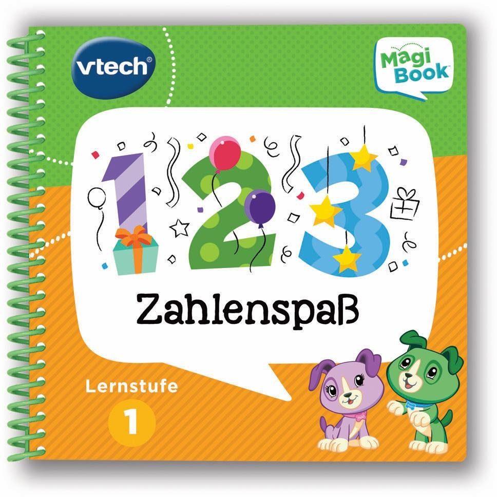 VTech Lernbuch für MagiBook, »Lernstufe 1 - Zahlenspaß«