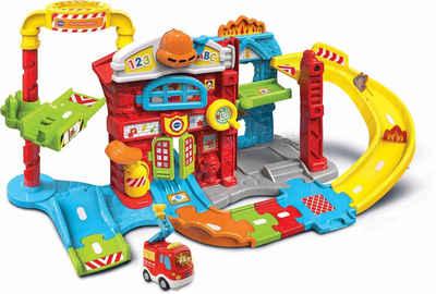 Vtech® Spiel-Feuerwehrwache »Tut Tut Baby Flitzer Feuerwehrstation«