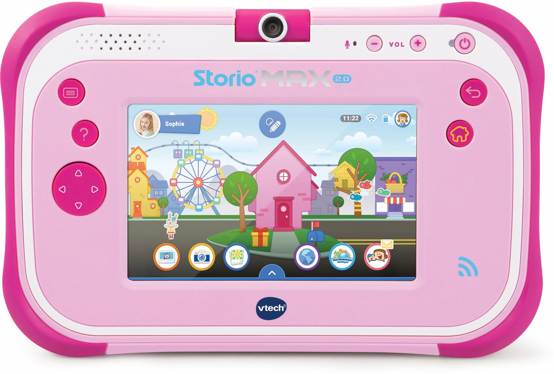 VTech Lern-Tablet, »Storio MAX 2.0, pink«