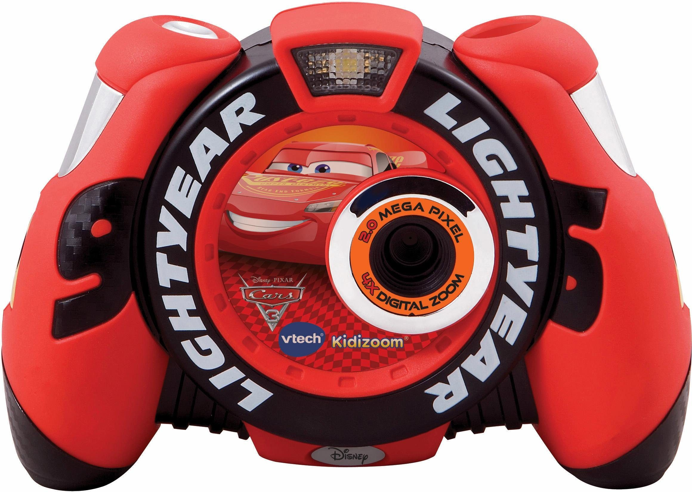 VTech Digitalkamera für Kinder, »Disney Pixar Cars 3, Kamera«