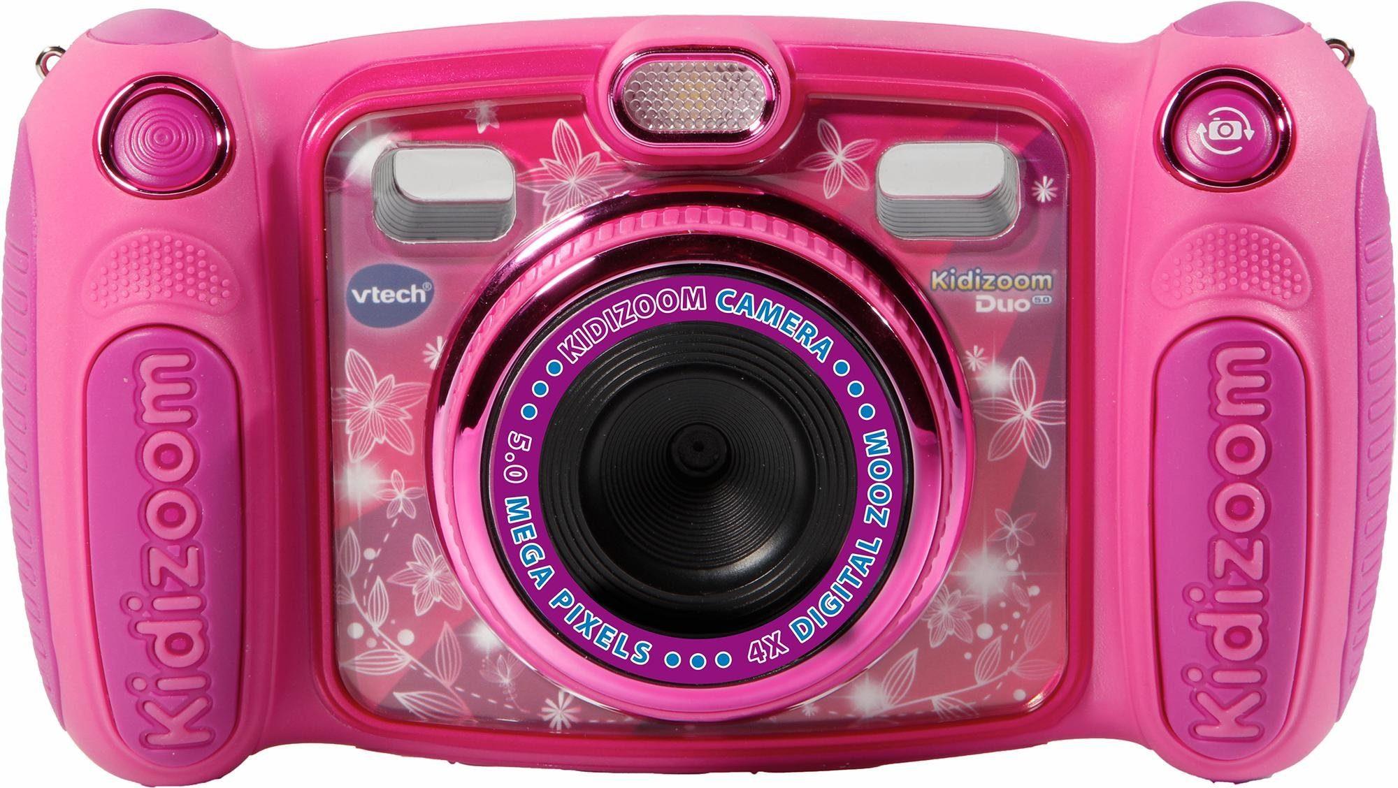 VTech Kinder Digitalkamera, »Kidizoom Duo 5.0 pink«