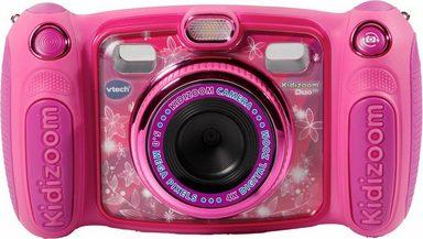 vtech kinder digitalkamera kidizoom duo 5 0 pink online kaufen otto. Black Bedroom Furniture Sets. Home Design Ideas