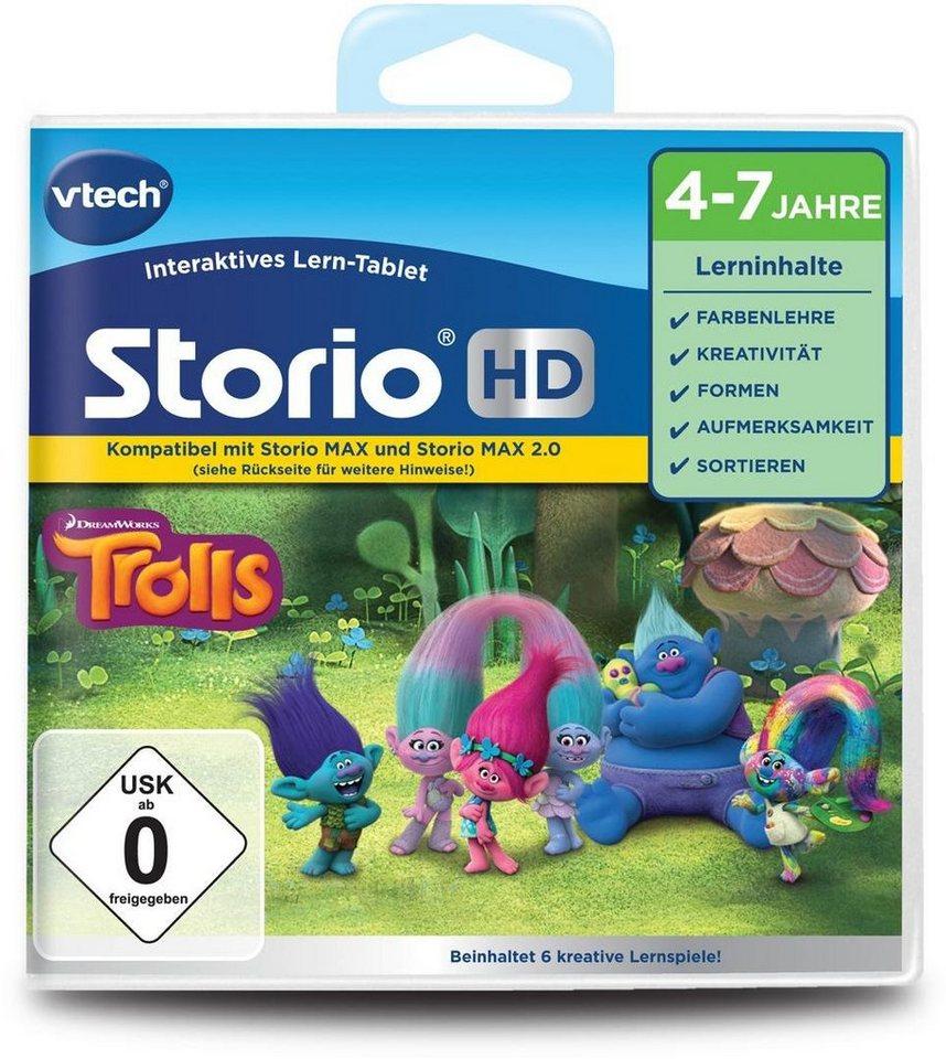 VTech Lernspielkassette für Storio MAX,  Trolls HD  online kaufen