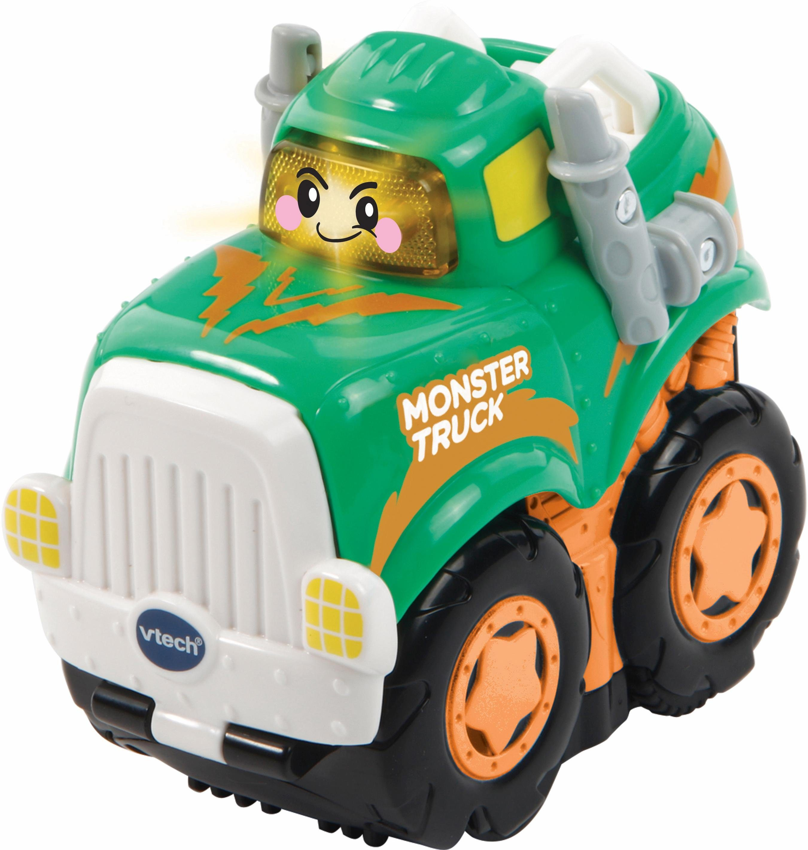 VTech Spielzeugauto, »Tut Tut Baby Flitzer Press & Go Monster Truck«