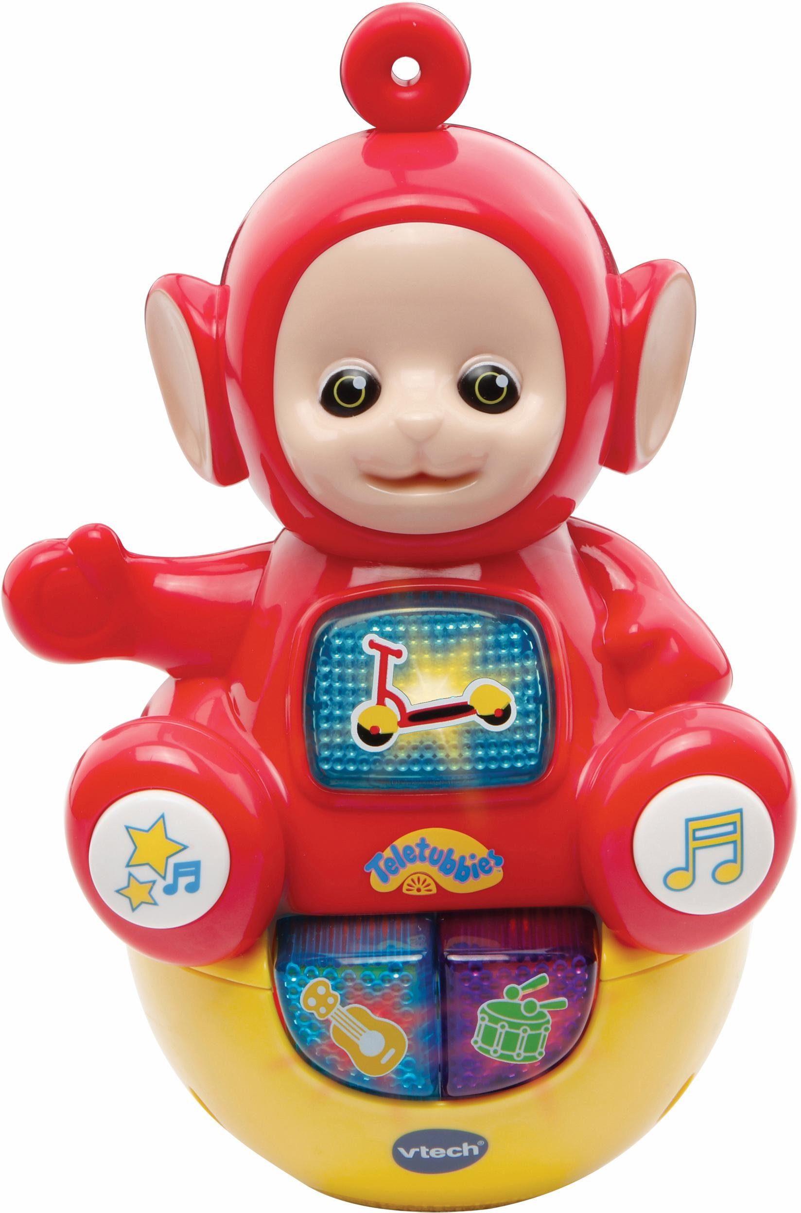 VTech Kinderspielzeug mit Licht und Sound, »Teletubbies, Pos Wackelspaß«