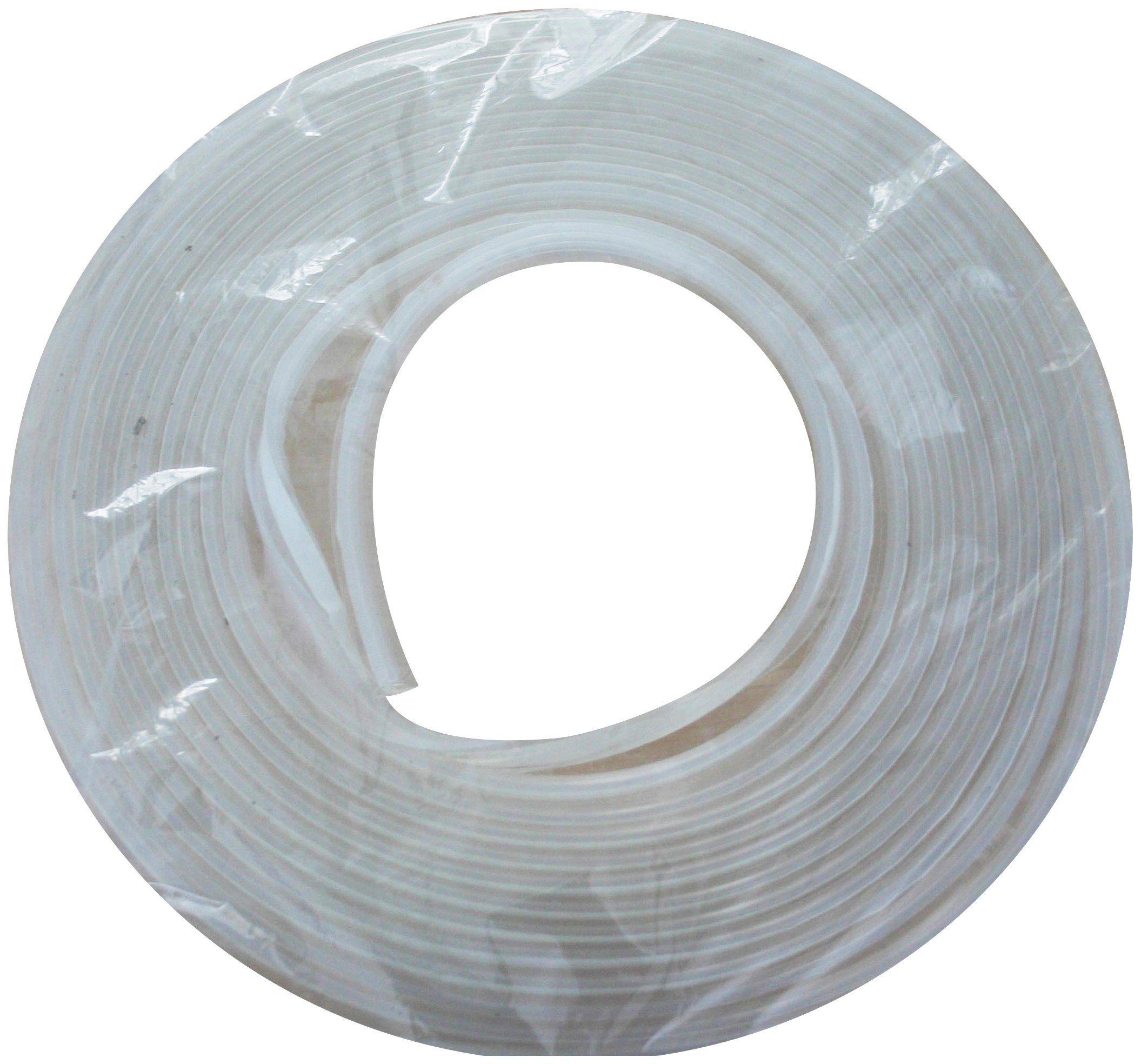 Dichtlippe , für alle Kaminglas Platten, 5 m