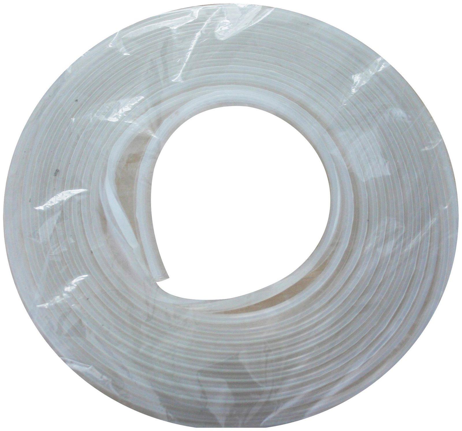 Dichtlippe , für alle Kaminglas Platten, 5 m - broschei